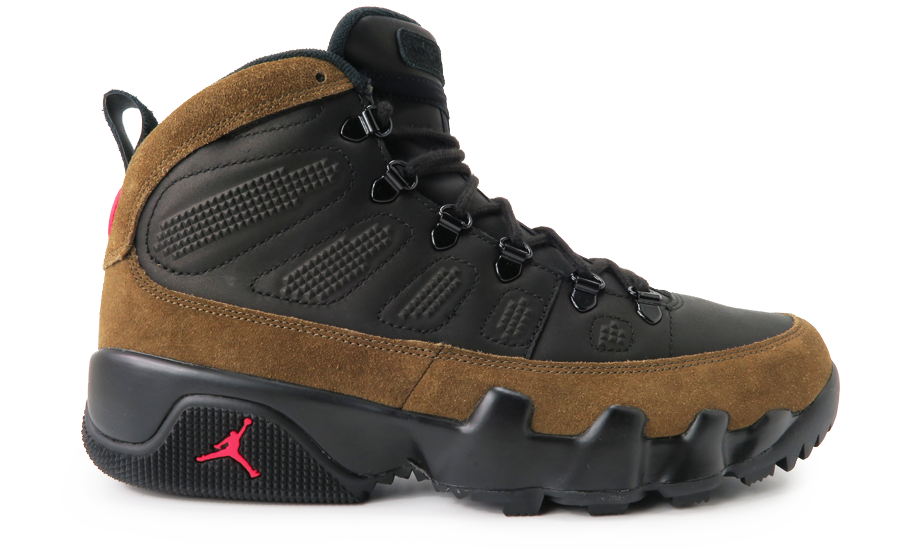 buy online b30b9 86951 AIR JORDAN 9 RETRO BOOT NRG